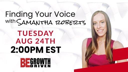 Episode 43 - Samantha Roberts