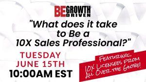 10X Sales Professionals