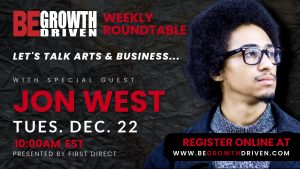 Jon West - Using the Arts in Business